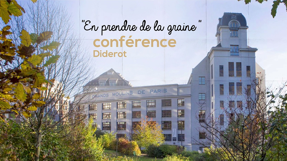 Grands Moulins de Paris - Diderot