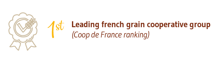 Leading French grain cooperative group
