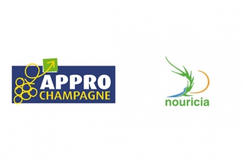 image logos appro champagne et nouricia